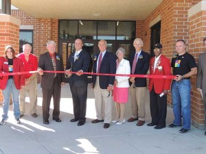 Robinson Ribbon Cutting