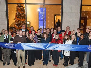 Blackhawk Community Credit Union Ribbon Cutting