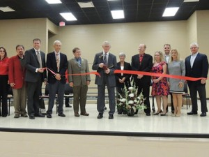 Fran Fruzen Intermediate School Ribbon Cutting