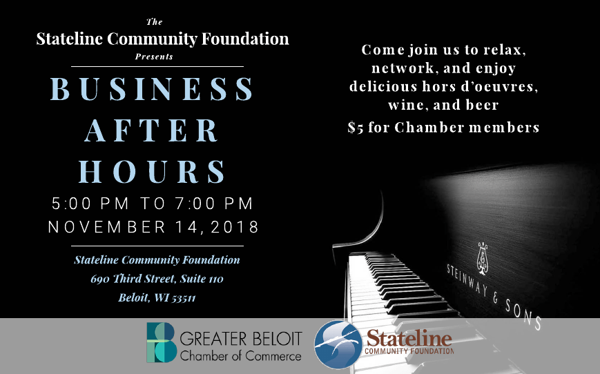 Beloit After Hours | Nov. 2018