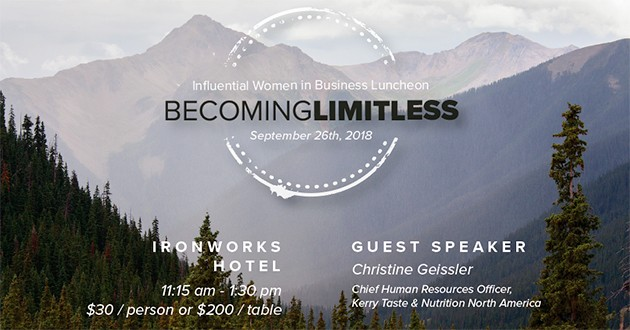Influential Women in Business Luncheon Presented by GBCC & Stateline Chamber