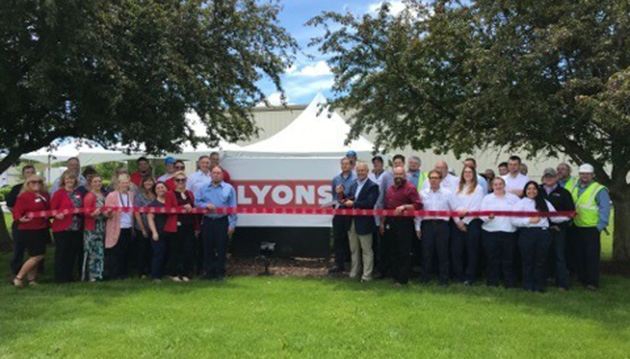Lyons Ribbon Cutting