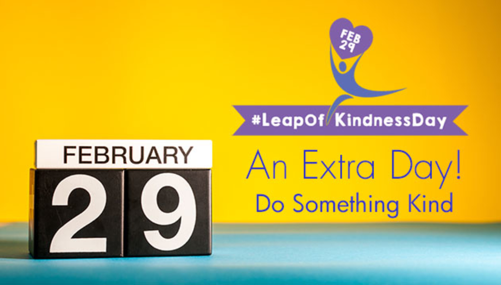 GBCC Leap Day of Kindness